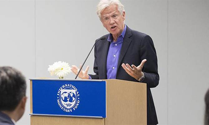 В МВФ рассказали, о чем будут говорить с украинским правительством