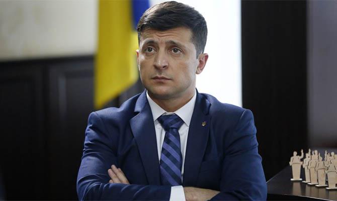 Зеленский считает невозможным проведение в ОРДЛО выборов до вывода российских войск