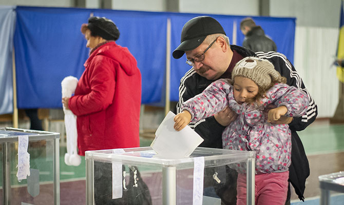 Местные выборы пройдут не раньше апреля