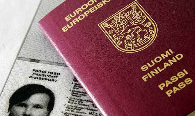 Россияне чаще других иностранцев получают финское гражданство