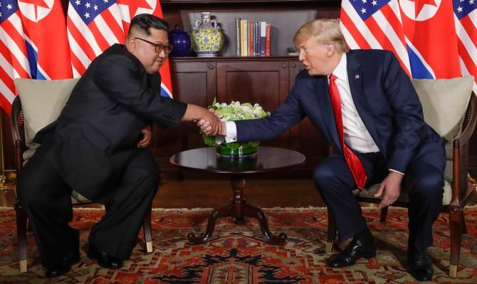 Трамп заявил, что не готов ехать в Северную Корею
