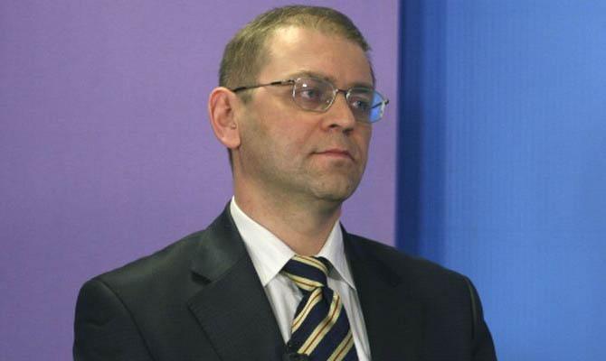 Пашинский обжаловал свой арест