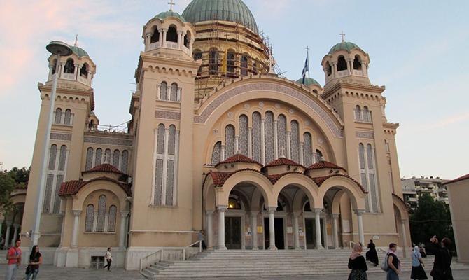 ПЦУ признана православной церковью Эллады