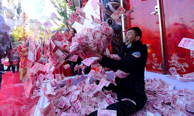 Китай впервые обошел США по числу богачей