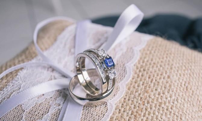 Набор колец невесты: будьте в тренде!