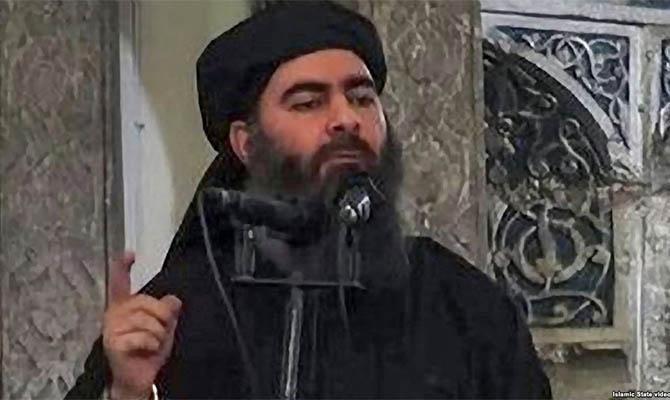 Турция уже задержала 25 родственников Аль-Багдади