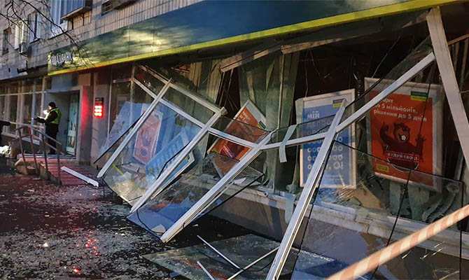 В Киеве поймали грабителей отделения «Ощадбанка»