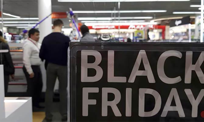 Наонлайн-покупки потратили рекордную сумму— Лихорадка Черной пятницы
