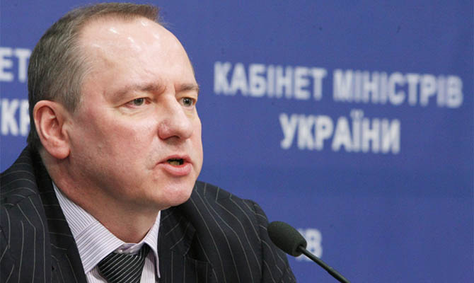 Кабмин обнародовал распоряжение об увольнении Недашковского