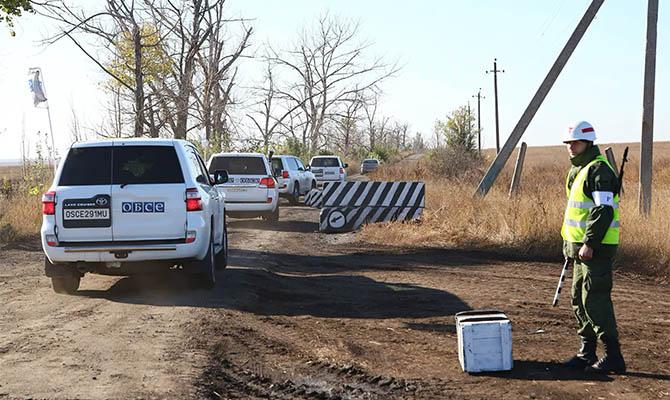 Украина определила 3 новых участка для разведения сил на Донбассе