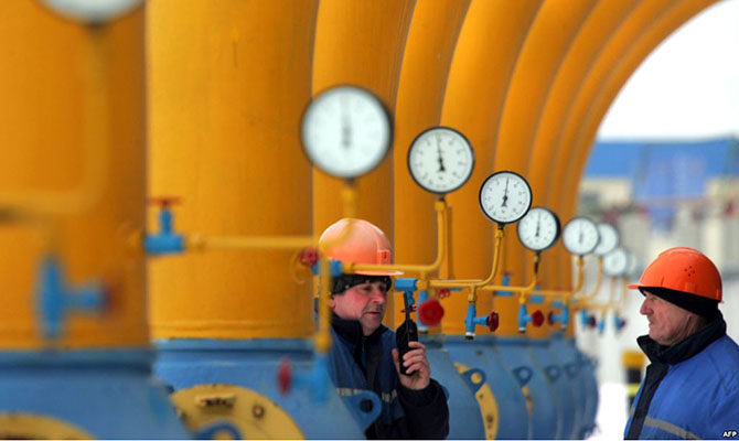 Украина готова за год принять из Польши 6,6 миллиарда кубов газа