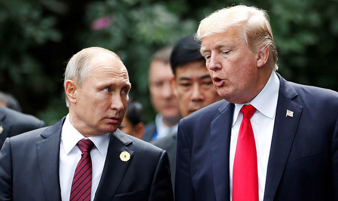 Журналисты узнали об «остром желании» Трампа встретиться с Путиным
