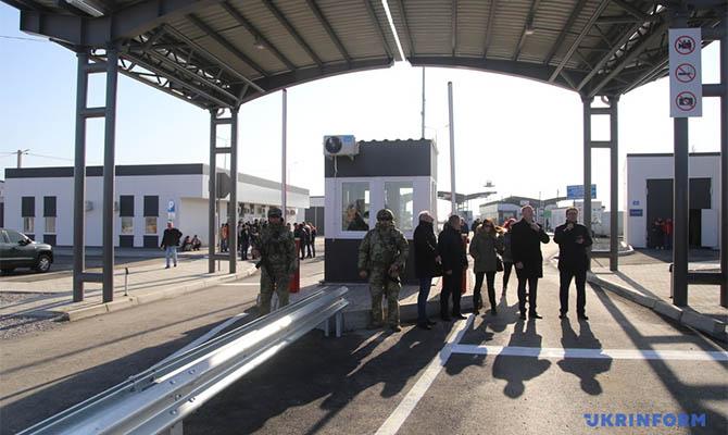 Украина меняет порядок пересечения админграницы с Крымом