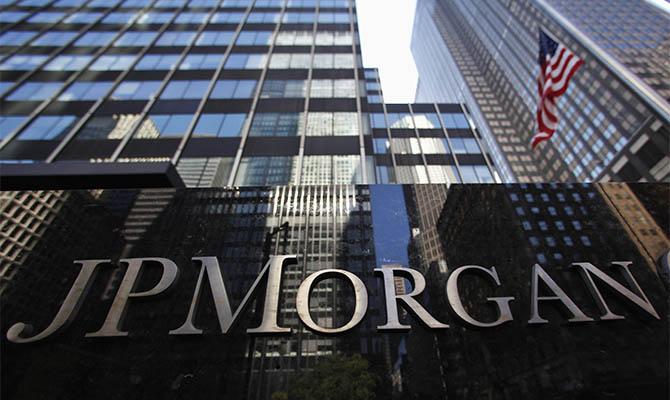JP Morgan прогнозирует снижение в Украине учетной ставки до 7,5% годовых