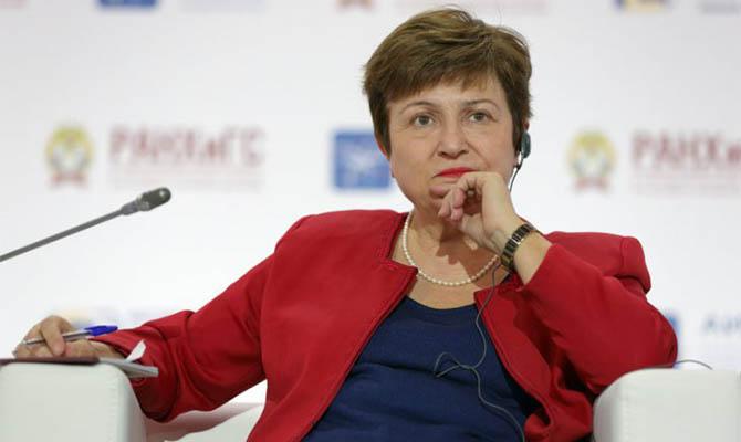 В МВФ похвалили Украину, но денег пока не дают
