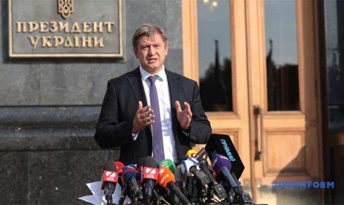 Бывший глава СНБО Украины сообщил о попытках договориться с США