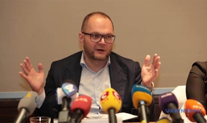 Бородянский против создания отдельного Министерства спорта