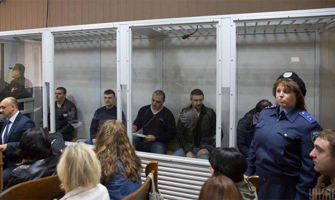 Обменянные Украиной «беркутовцы» добровольно вернулись в Киев