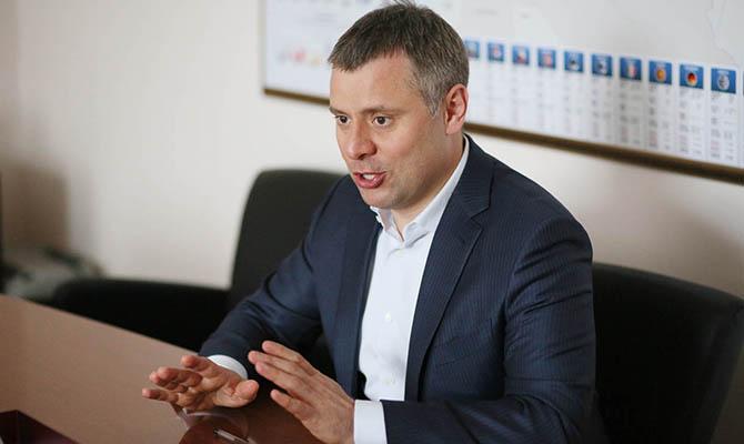 Витренко предлагает поделить его премию за победу в арбитраже над «Газпромом» между всеми украинцами