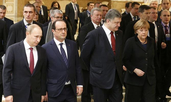 США призвали Россию выполнять Минские соглашения