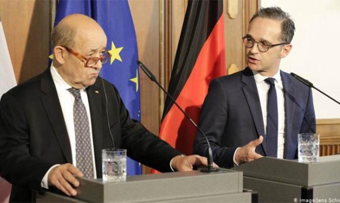 Главы МИД «нормандского формата» встретятся в Мюнхене