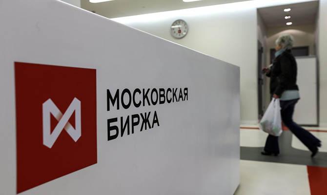 Российский фондовый рынок пережил худшую неделю с 2008 года