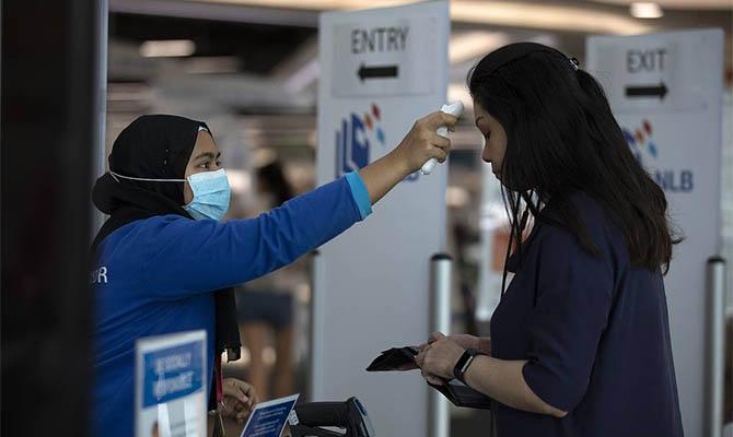 В Сингапур пришла вторая волна коронавируса