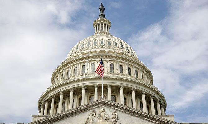 Сенат США сегодня проголосует за пакет экономических мер на $2 трлн