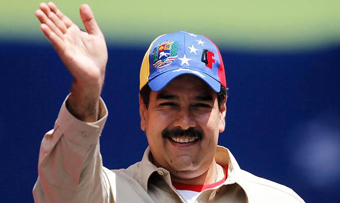 США объявили денежную награду за помощь в аресте Мадуро