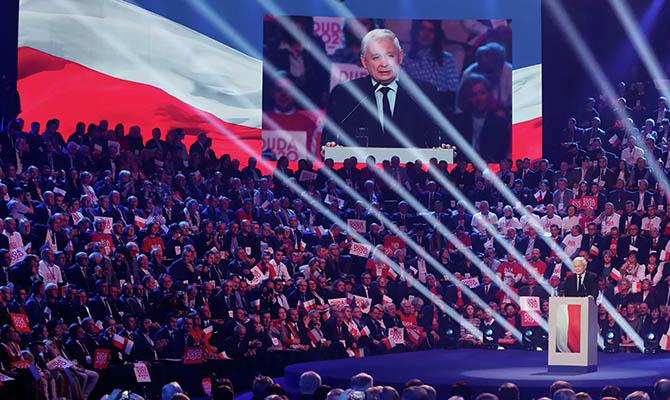 Поляки на выборах президента будут голосовать по почте