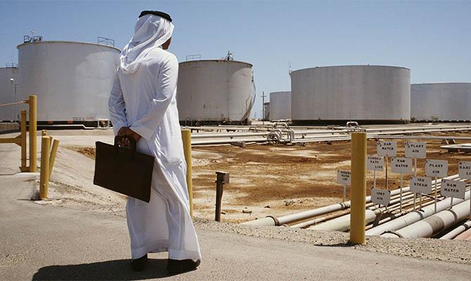 Саудовская Аравия скупает акции европейских нефтегазовых компаний