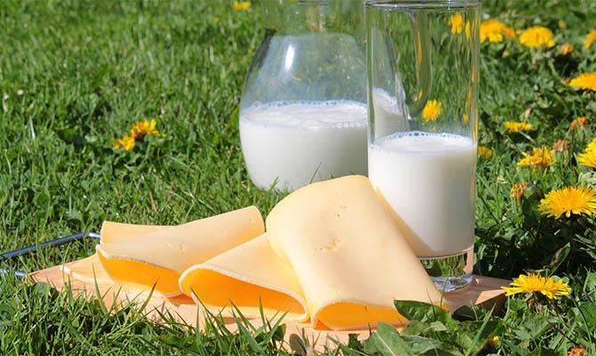 В Украине дорожают молочные продукты