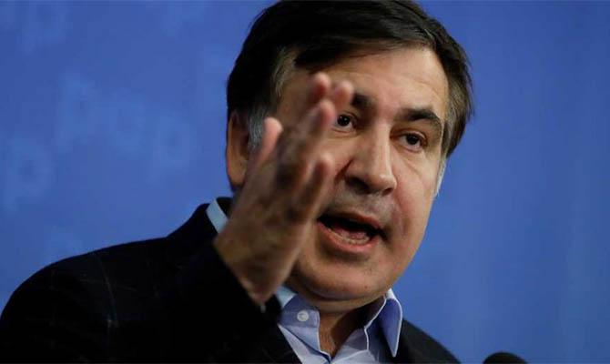 Саакашвили прокомментировал свои отношения с Аваковым