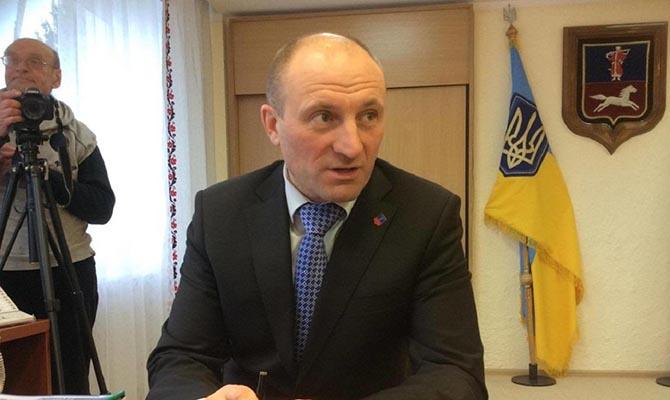 Мэр Черкасс заявил о готовности «оказывать сопротивление» президенту Зеленскому