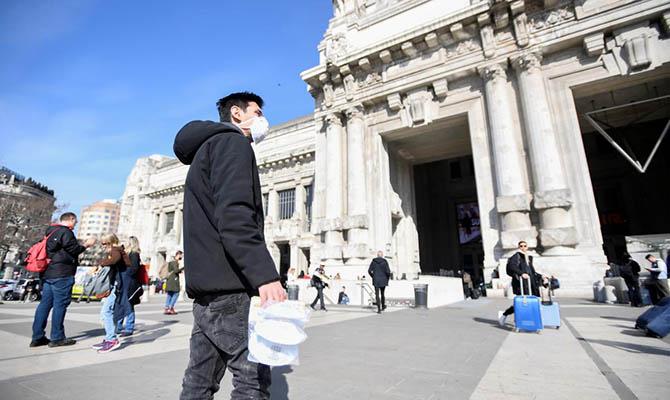 Китайские ученые призвали Италию не отменять карантин до августа