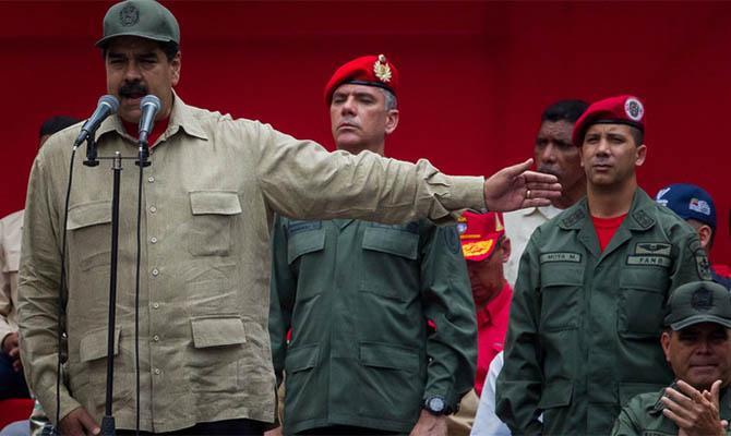 Помпео открестился отпричастности США ксобытиям вВенесуэле