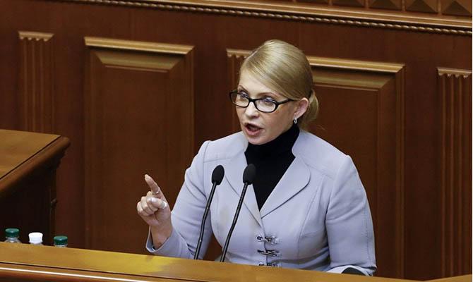 The New York Times сообщила, кто и за что заплатил Тимошенко $11 млн