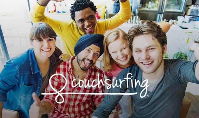 Сервис Couchsurfing стал платным