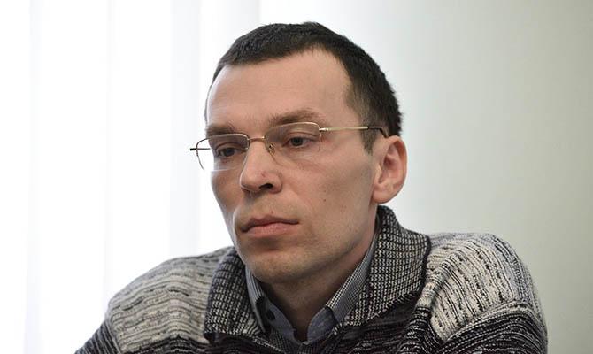 Журналисту Василию Муравицкому снова продлили арест