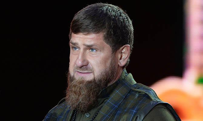 У главы Чечни Кадырова заподозрили коронавирус
