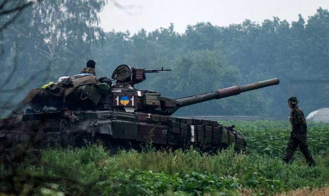 Оккупанты обстреляли позиции ВСУ под Майорском и Каменкой