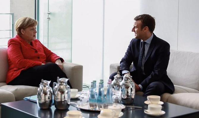 Четыре страны ЕС раскритиковали план Меркель и Макрона по выходу из коронакризиса