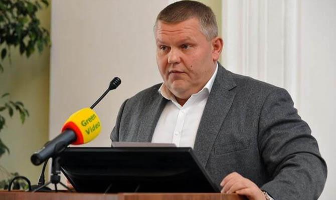 Убит депутат Валерий Давиденко