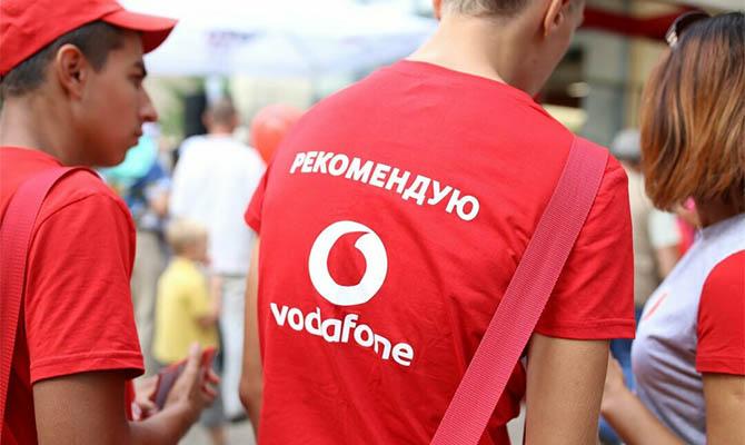 «Vodafone Украина» в І квартале увеличил доход на 28%
