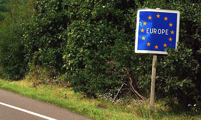 В ЕС пока не могут договориться по поводу открытия границ внутри Шенгенской зоны
