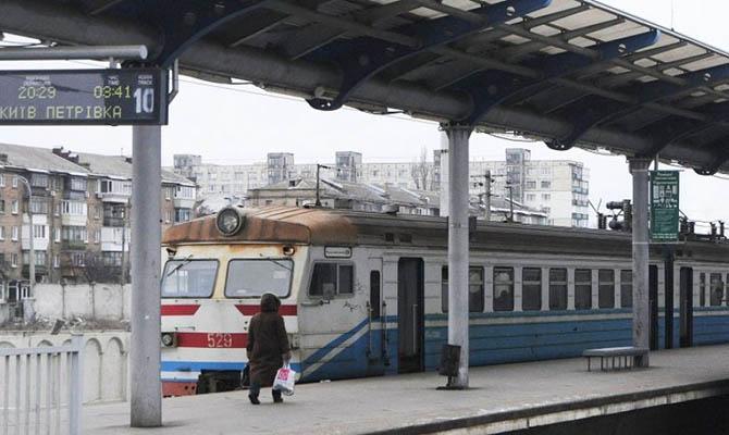 «Укрзализныця» с 1 июня начнет запускать электрички, но не везде