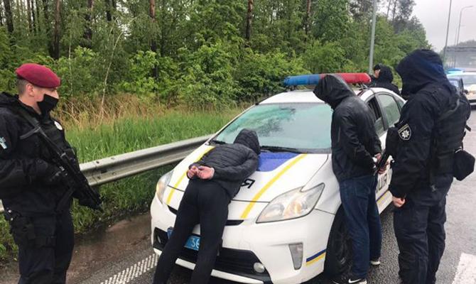 Полиция назвала причину перестрелки в Броварах