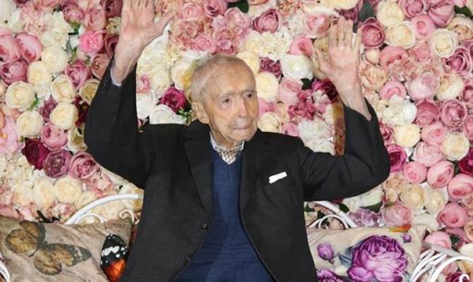 Самым пожилым мужчиной планеты стал житель Румынии