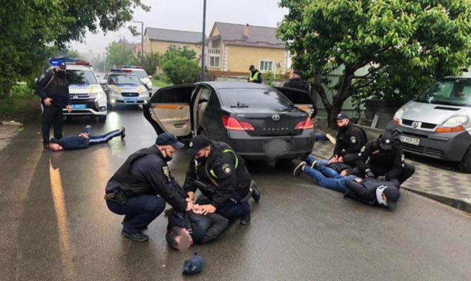 Полиция определила участников и заказчиков стрельбы в Броварах
