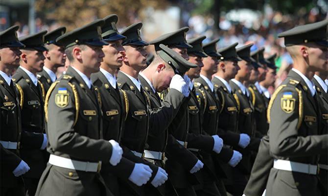 Рада ввела в ВСУ новые звания согласно стандартам НАТО